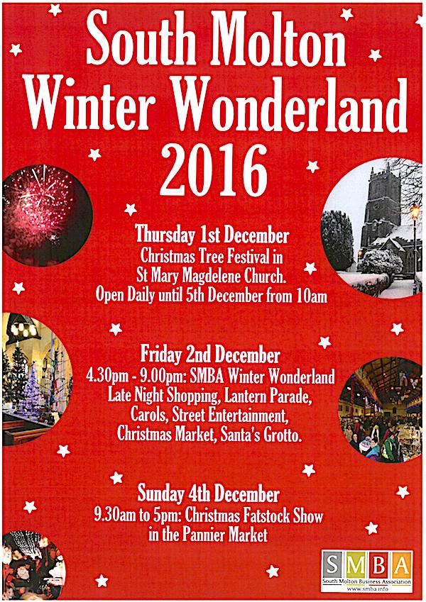 SMBA Winter Wonderland 2016